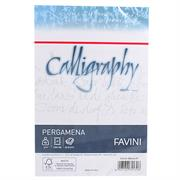 BUSTE CALLIGRAPHY 12X18 PZ.25 GR.90 BIANCO 01 A570297