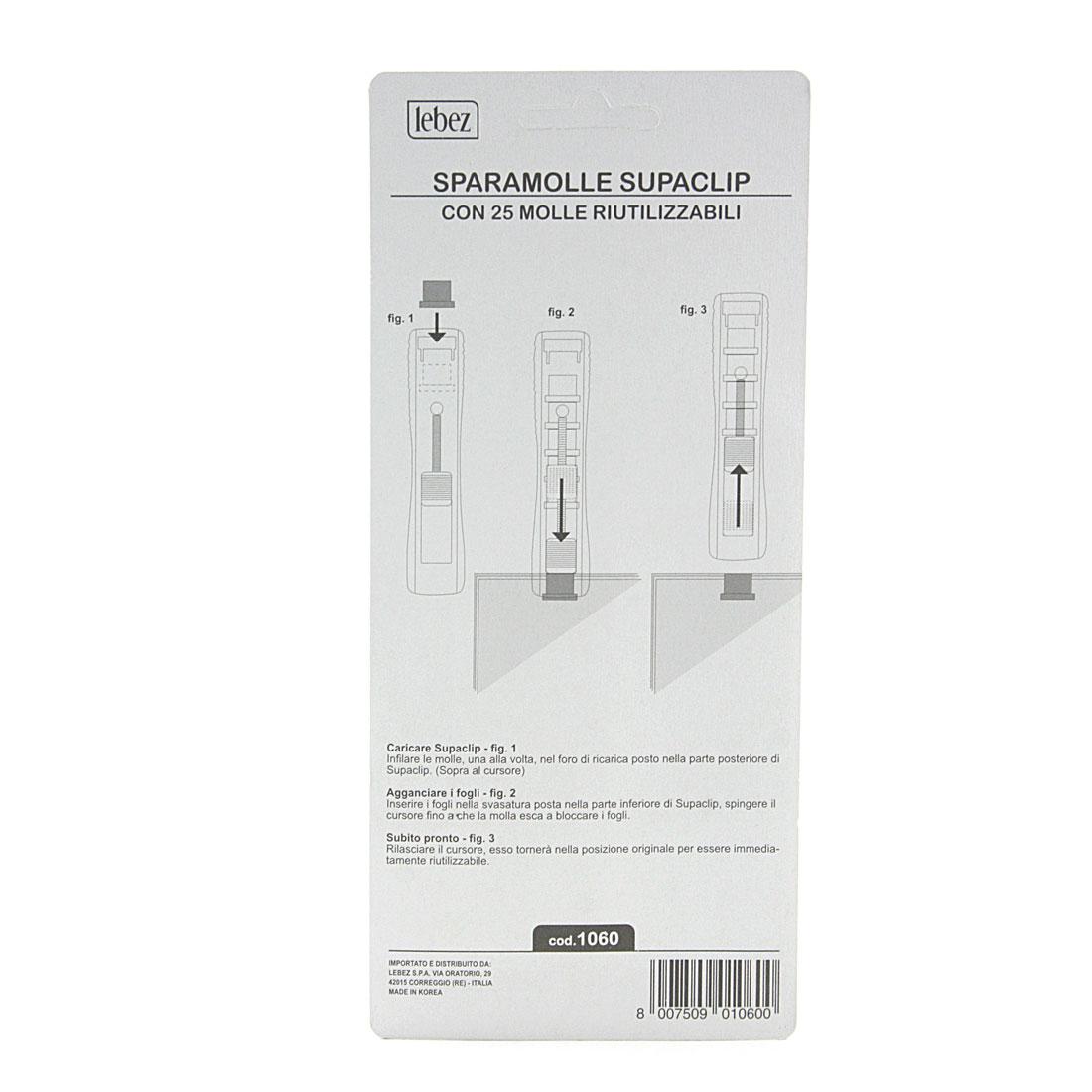 4b7207c601 SPARAMOLLE SUPACLIP 1060 - MOLLE - CLIP - Mazzarella