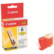 CARTUCCE CANON BCI-6Y YELLOW