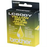 CARTUCCE BROTHER LC-600Y GIALLE