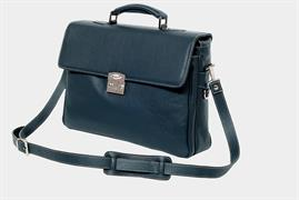 BORSA SMALL IN PELLE FIOR 38X28X9